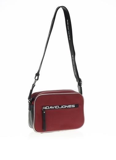 David Jones Messenger / Askılı Çanta Kırmızı